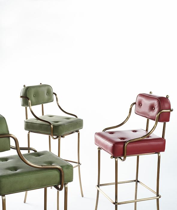 The bar chair horizontal 1