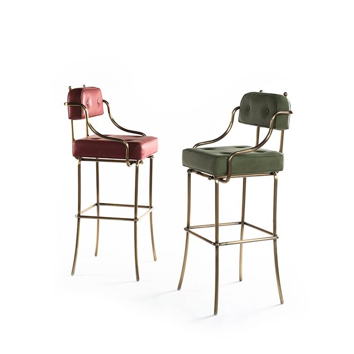 The bar chair horizontal 2