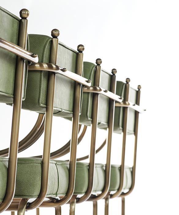 The bar chair horizontal 4