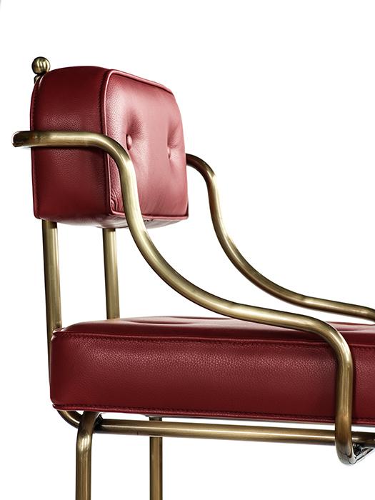 The bar chair horizontal 6