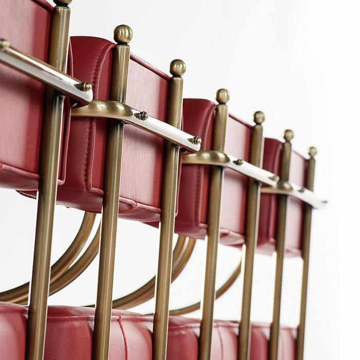 The bar chair horizontal 7