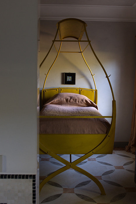 The canary bed horizontal 3