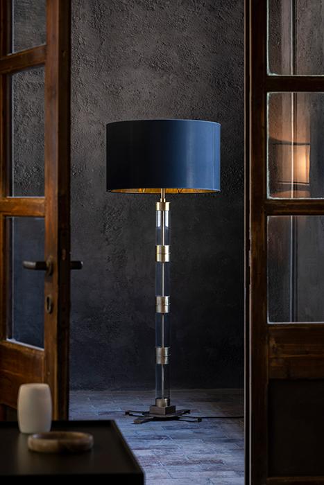 The cylinder standard lamp horizontal 1