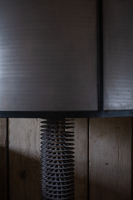 The reclaimed standard lamp horizontal 1