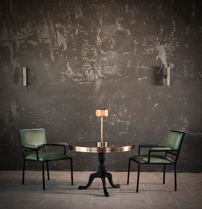 The simple armchair horizontal 5