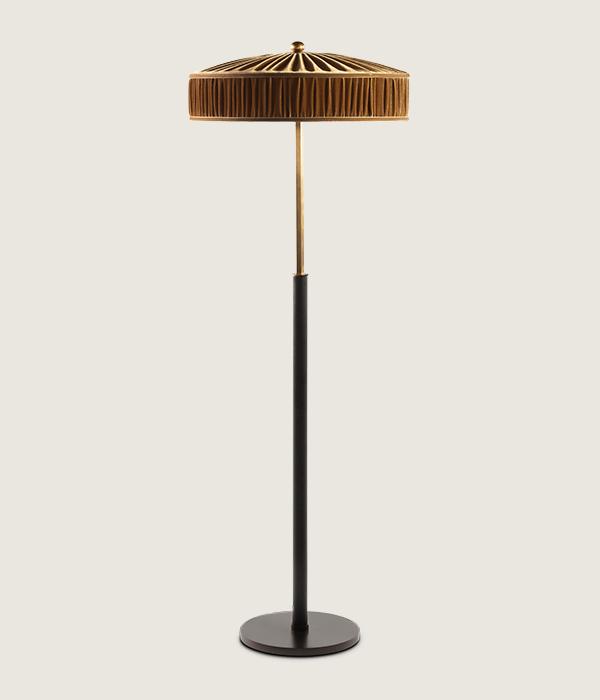 Velvet poggibonsi standard lamp horizontal 1