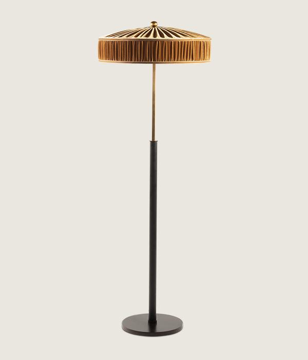 Velvet poggibonsi standard lamp horizontal 3